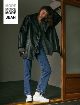 MORE JEAN_Edge Washing